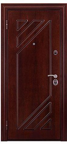 сертифицированные металлические двери в квартиру